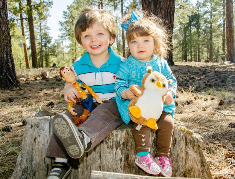 Children's Photography, Flagstaff, Arizona