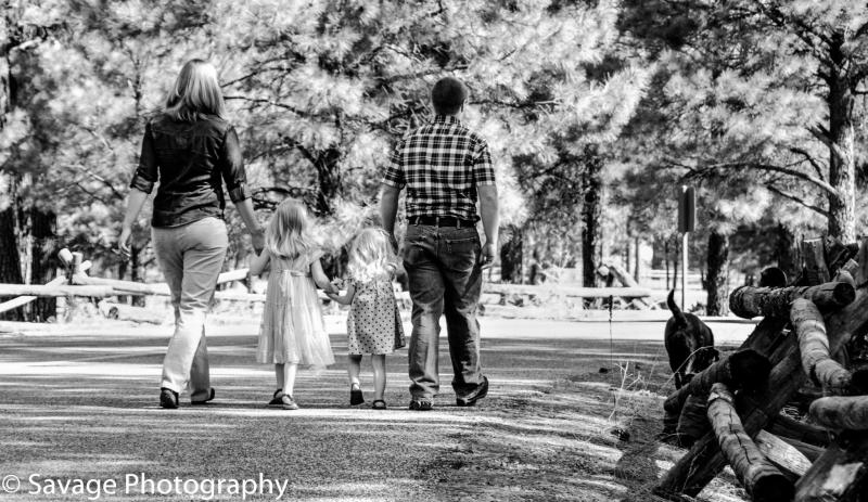 Family Portrait Photography in Flagstaff
