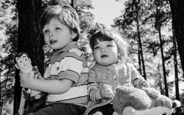 Children's Photography, Flagstaff, Arizona