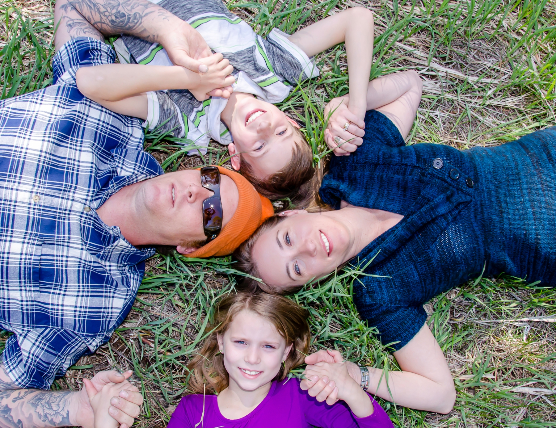 Family Photography, Outdoor Photography