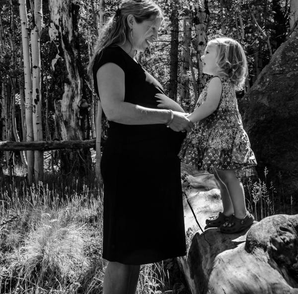 Maternity & Toddler Photography