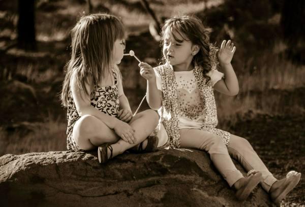 Childlike Conversation