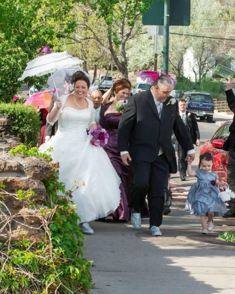 Romero Wedding